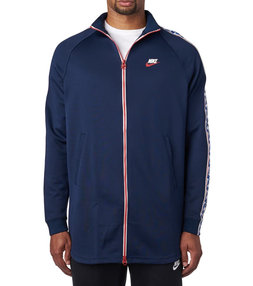 bb9cdbc86f2a ... Nike - Outerwear - NSW Taped Track Jacket ...