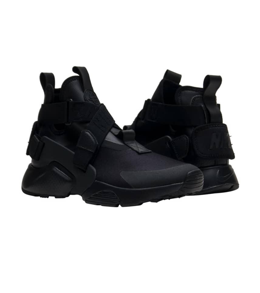 dff1e109248a3 Nike HUARACHE CITY HIGH (Black) - AJ6662-003