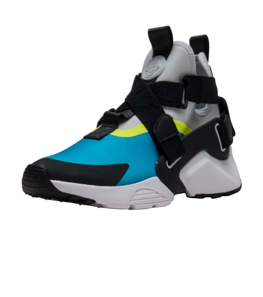 48c892523c5f1 Nike HUARACHE CITY HIGH (Medium Blue) - AJ6662-400