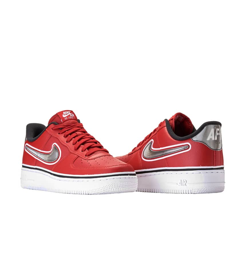 9f143d25ff4 Nike Air Force 1  07 LV8 Sport (Red) - AJ7748-600