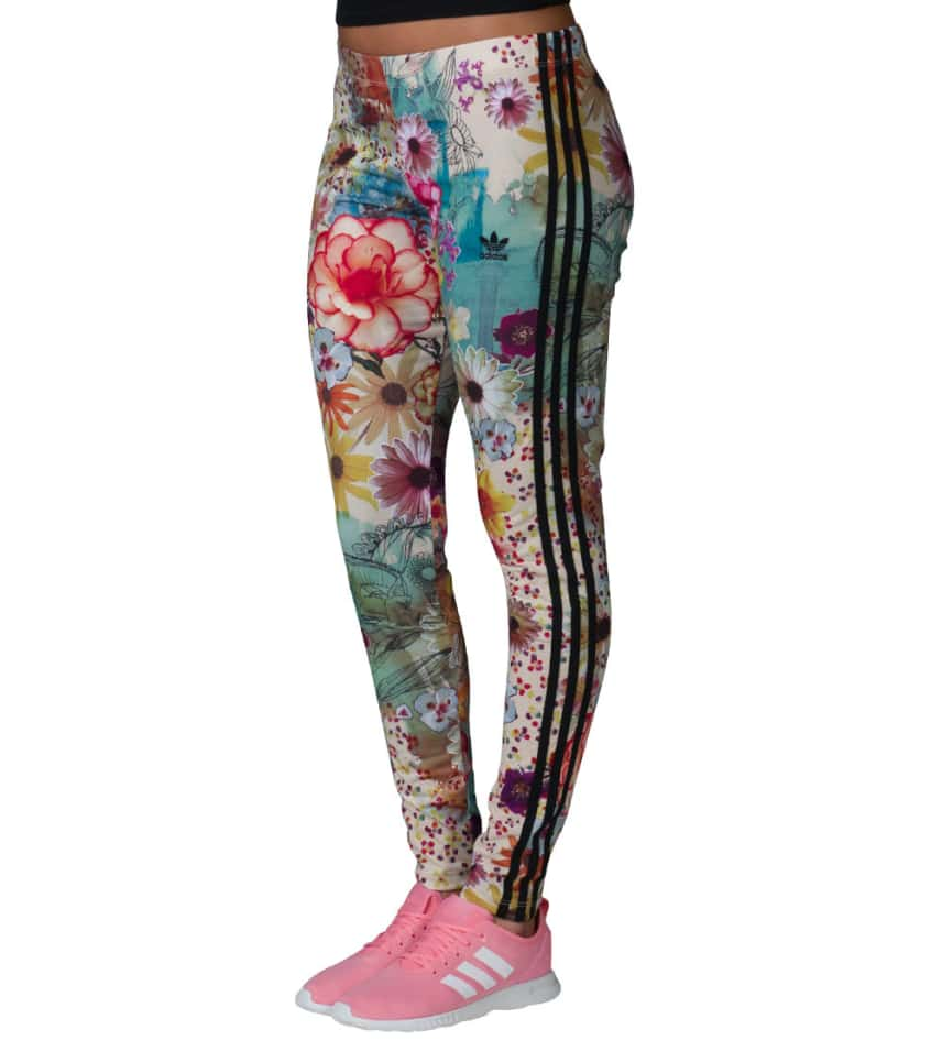 131a7e6700e adidas FARM CONFETE THREE STRIPES LEGGINGS (Multi-color) - AJ8173 ...