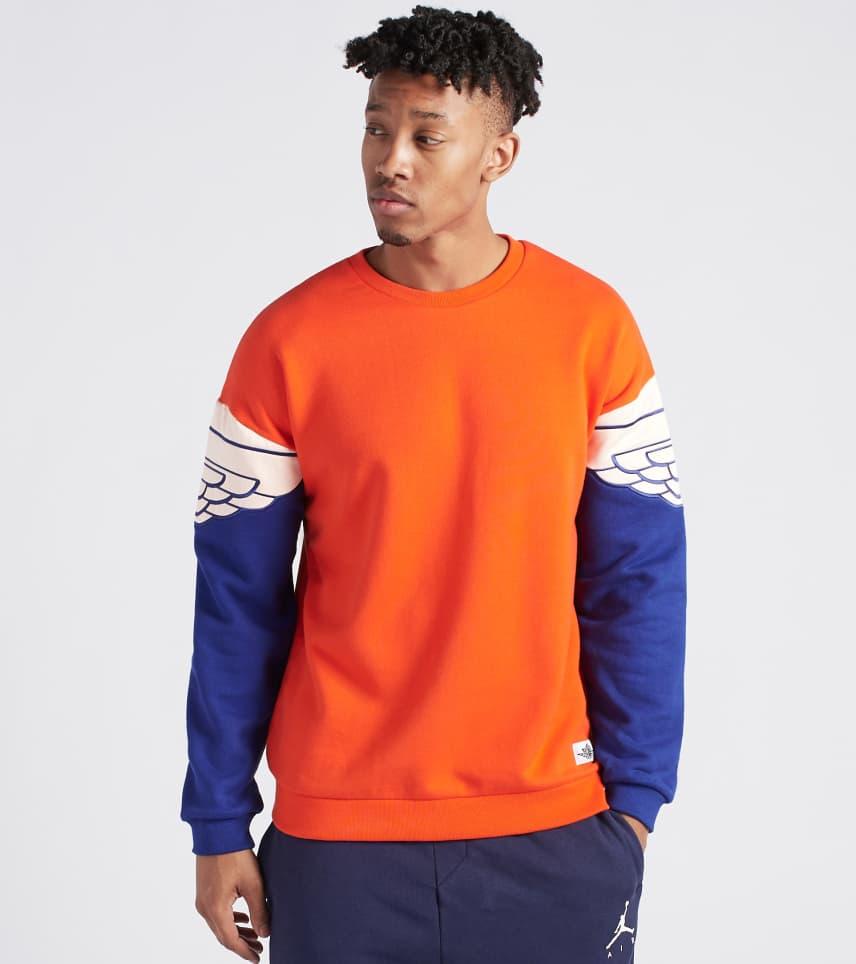 9c6fdb550f3 Mens Jordan Crew Neck Sweatshirt | Top Mode Depot