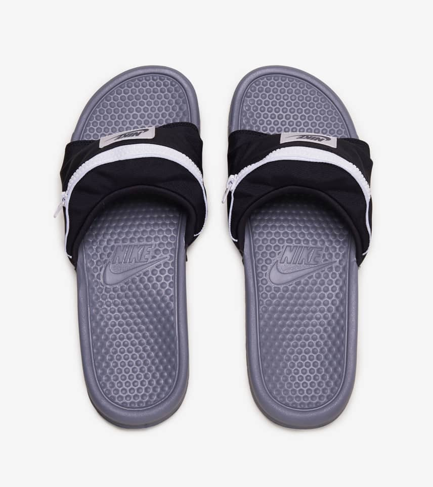 71422f6dd7a18 Nike Benassi JDI Fanny Pack Slide (Black) - AO1037-001 | Jimmy Jazz