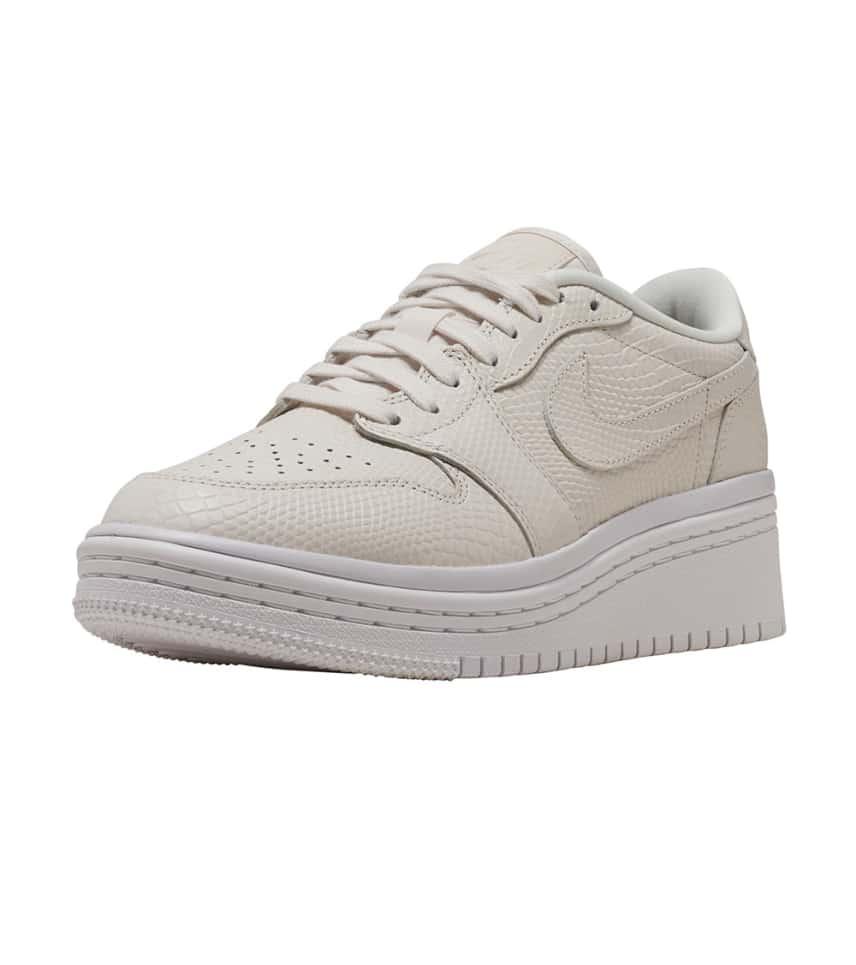 7d8604501d7ac Jordan Retro 1 Low Lifted Sneaker (Beige-khaki) - AO1334-004 | Jimmy ...