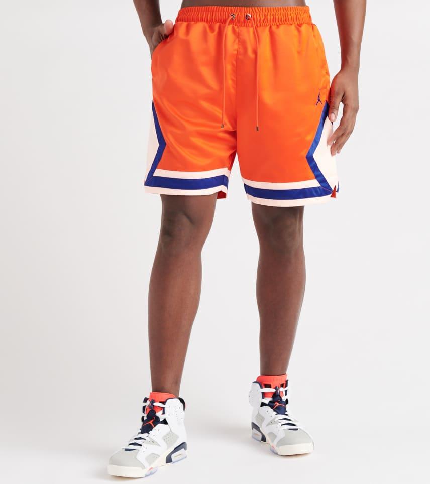 adde7584bdbb44 ... Jordan - Athletic Shorts - Satin Diamond Shorts ...