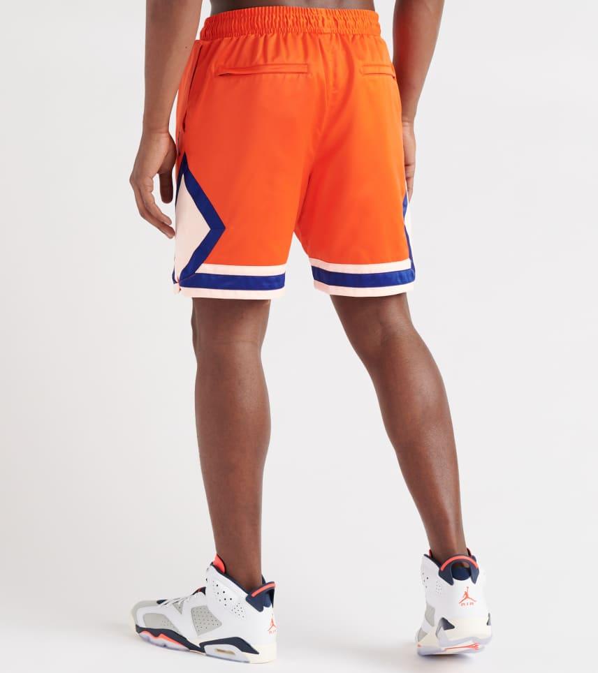 e80a434b993 Jordan Satin Diamond Shorts (Orange) - AO2820-891 | Jimmy Jazz