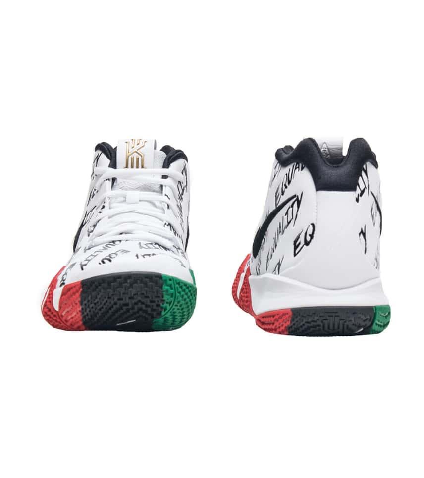 582a58aa6565 Nike KYRIE 4 BHM (White) - AO3167-900