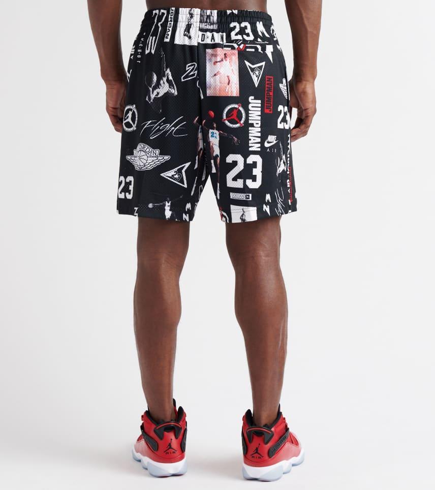 8bde41e08003 ... Jordan - Athletic Shorts - Jumpman GFX Mesh Shorts ...
