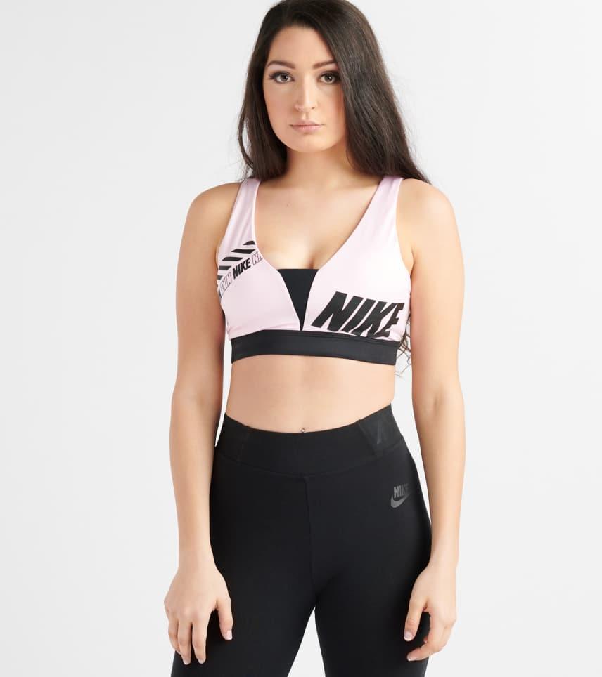 c9b4bf40d8fd8 Nike Distort Indy Sports Bra (Pink) - AQ0138-663