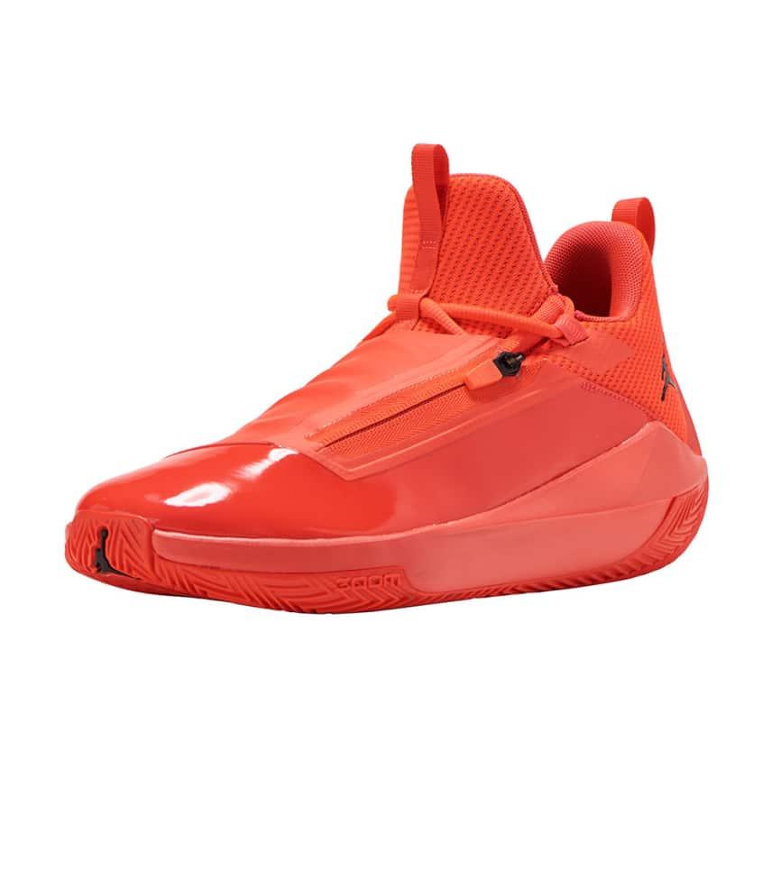 bb45ae82371 Jordan Jumpman Hustle Sneaker (Red) - AQ0397-600 | Jimmy Jazz