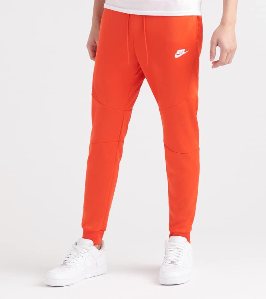 936233c498f6 Nike Tech Icon PK Jogger (Dark Orange) - AQ0831-634