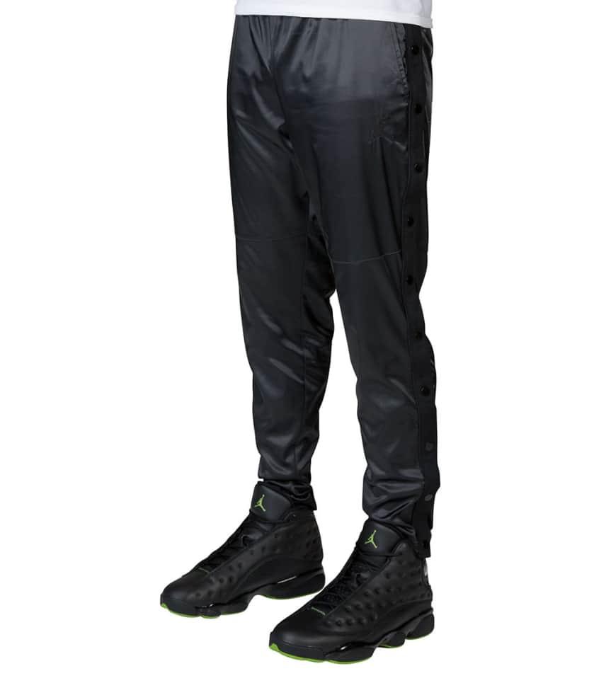 769bba15c8d467 ... Jordan - Sweatpants - Satin Full Snap Pants ...