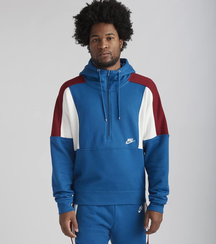 027aa2280293 Nike Re-Issue Fleece Hoodie (Multi-color) - AQ2065-301