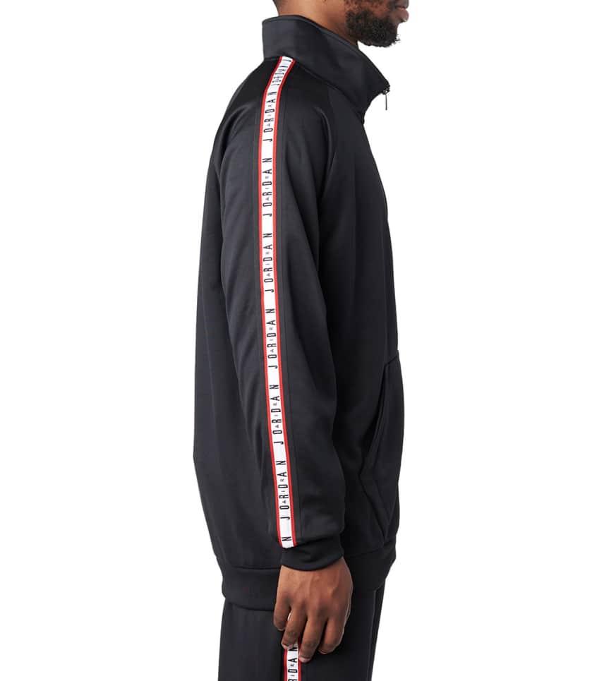 b10b20c3d32c20 Jordan JSW Jumpman Tricot Jacket (Black) - AQ2691-010