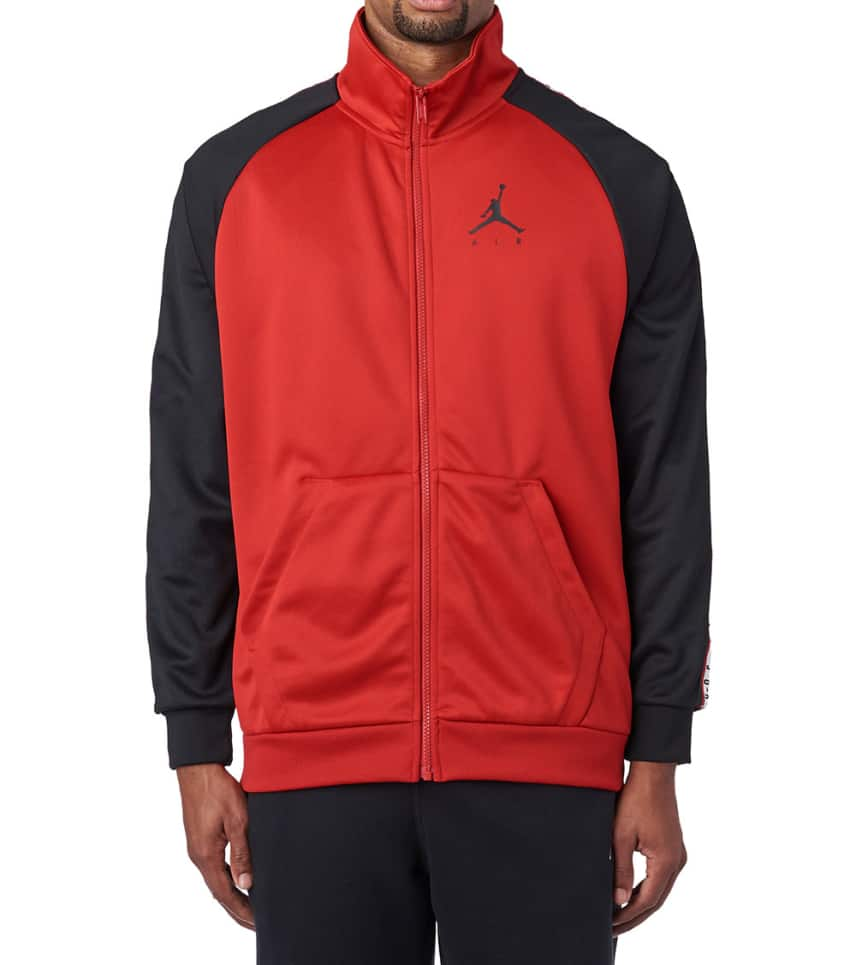 61c05bd13697bf Jordan JSW Jumpman Tricot Jacket (Red) - AQ2691-687