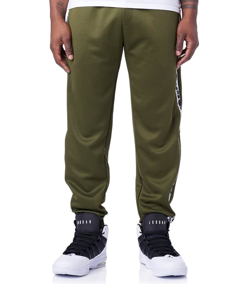 4bb528aed516 Jordan Jumpman Tricot Pants (Green) - AQ2696-395