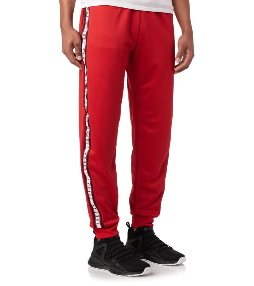 e96b39a50b5954 Jordan Jumpman Tricot Pants (Red) - AQ2696-687