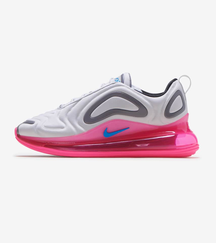 nike air max pink and grey