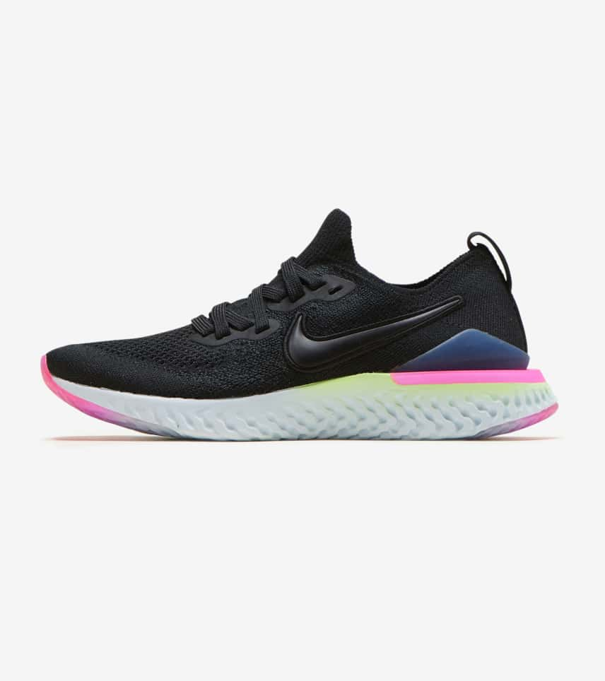 40518305323ed Nike Epic React Flyknit 2 (Black) - AQ3243-003