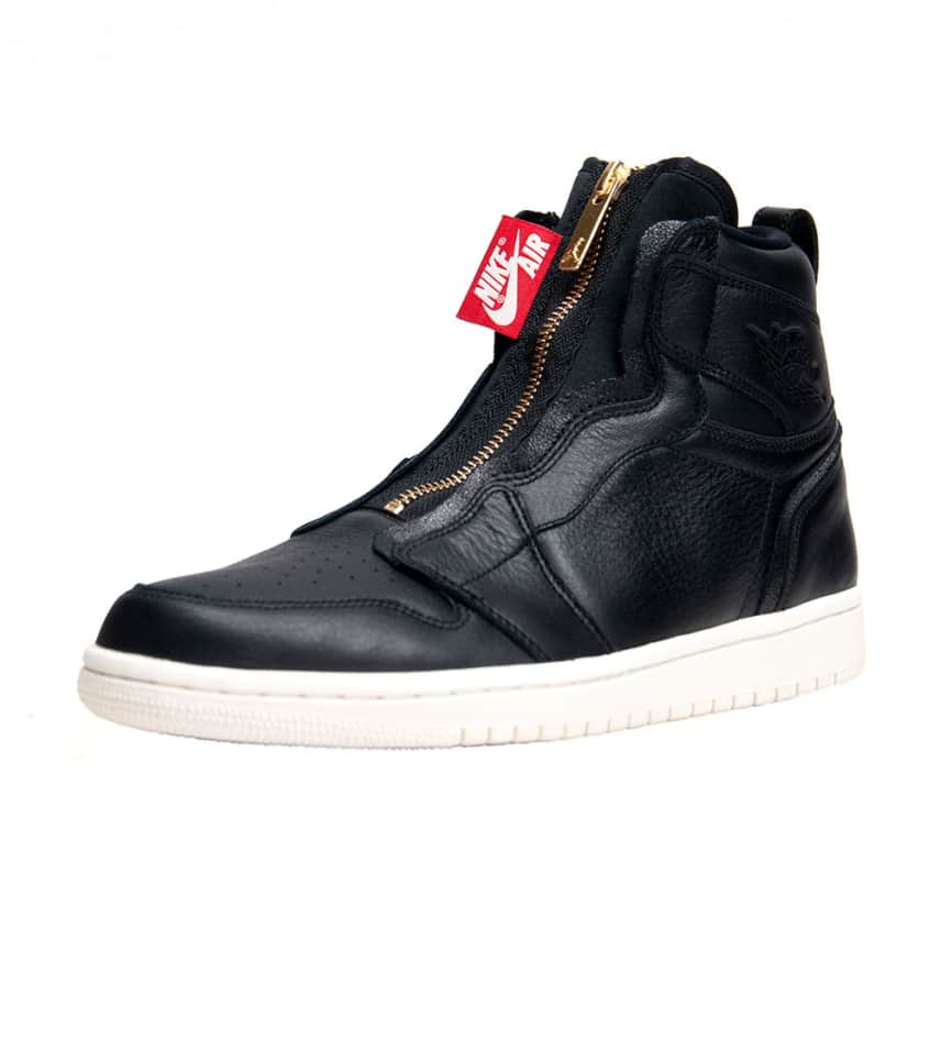 c0db8c15dd5fdf Jordan AIR JORDAN 1 HIGH ZIP (Black) - AQ3742-016