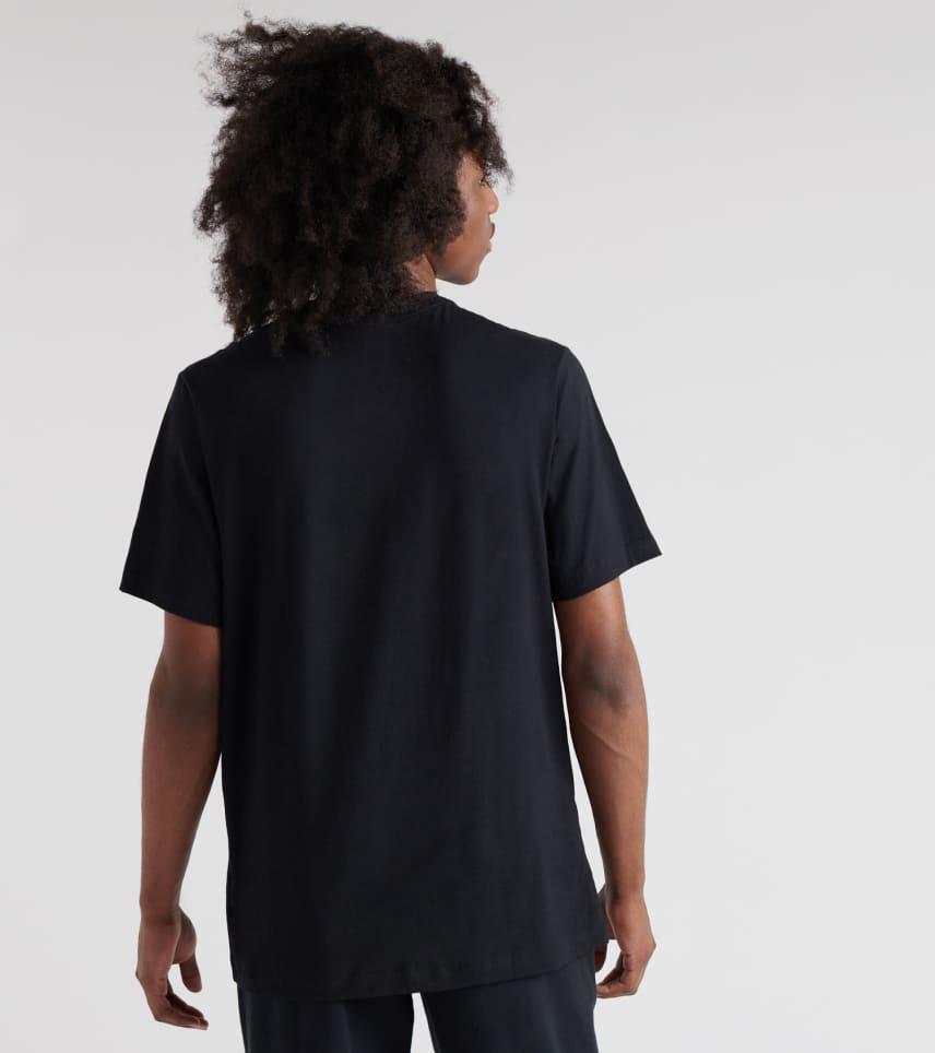 bb34e4d56d7a4f Jordan Pattern Tee (Black) - AQ3838-010