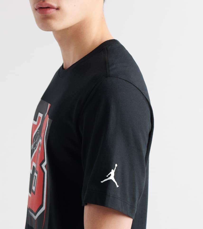 7ab1762e931d Jordan Slash 23 SS Tee (Black) - AQ4108-010