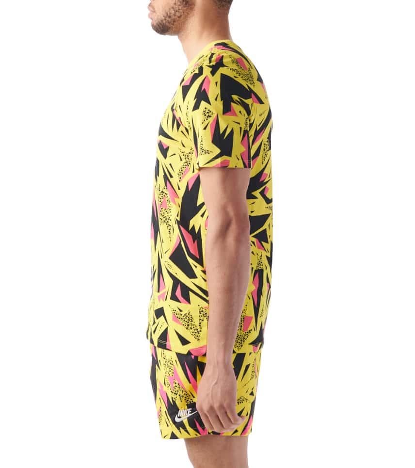 6a2bc7bf Nike NSW AOP 90 Tee (Yellow) - AQ4191-740 | Jimmy Jazz
