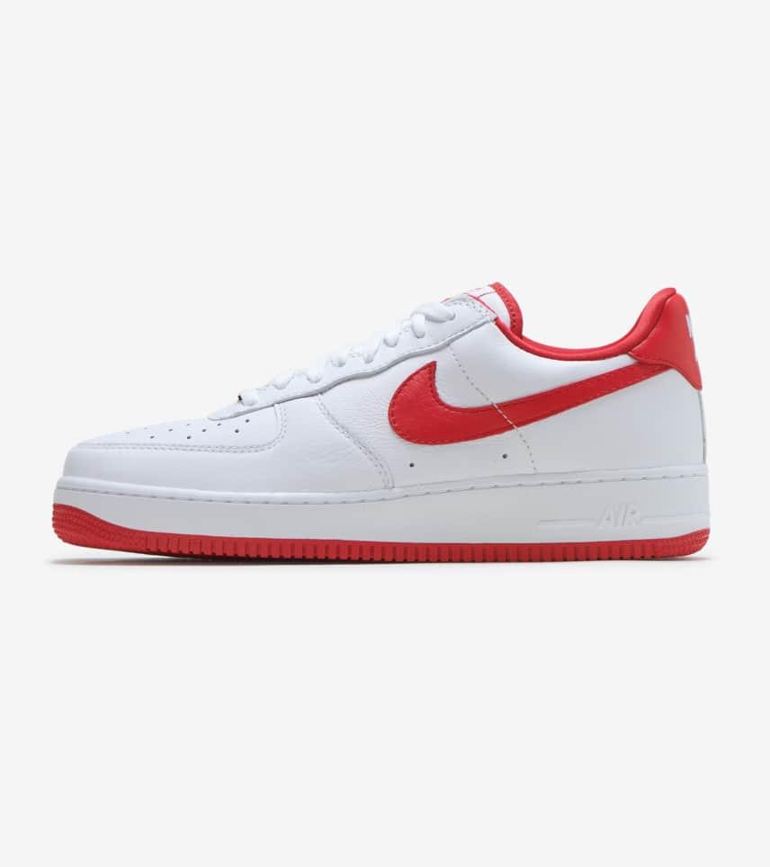 f7d69581b0ea Nike Air Force 1 Low CT16 QS Fo Fi Fo (Red) - AQ5107-100