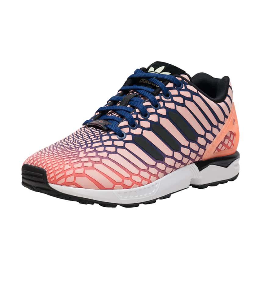 adidas ZX Flux Glow In The Dark Sneaker (Medium Pink) - AQ8230 ... cd3e9d1b4a