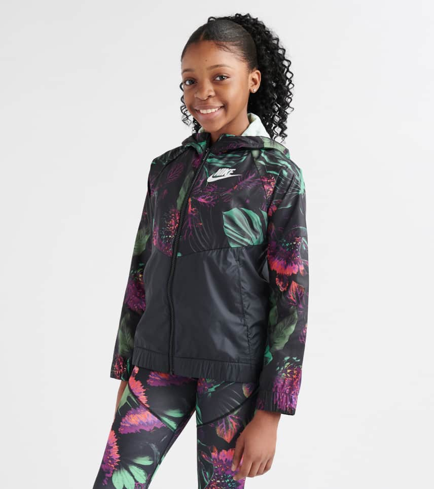 57f1203c Nike Floral Windbreaker Jacket (Multi-color) - AQ8803-343 | Jimmy Jazz