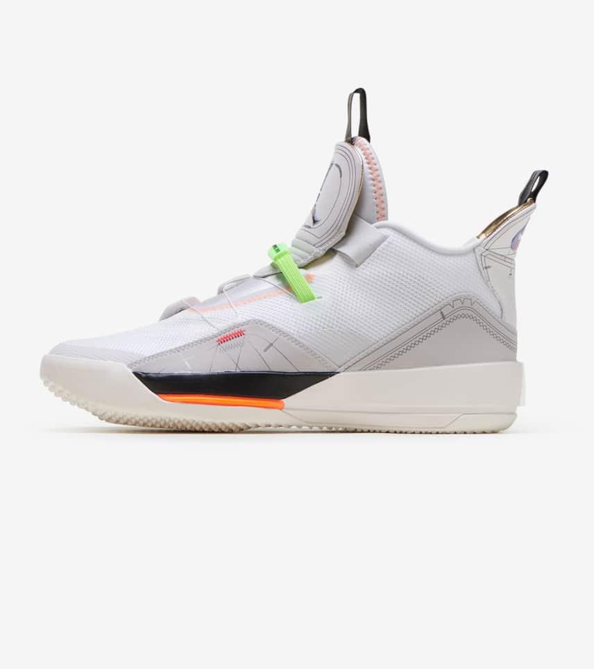 bcd37dd1c4a6f Jordan XXXIII Shoe (Grey) - AQ8830-004 | Jimmy Jazz