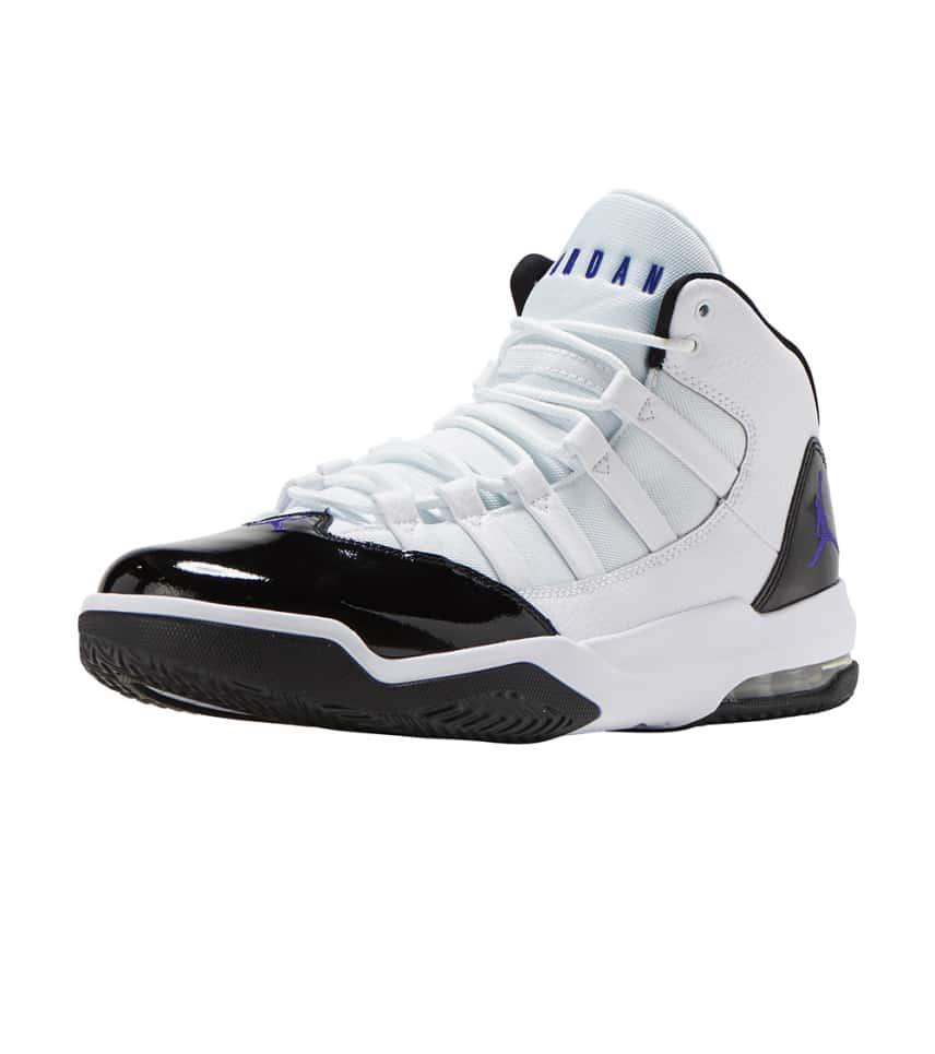 fd5abb5f8241 Jordan Max Aura Basketball Sneaker (White) - AQ9084-121