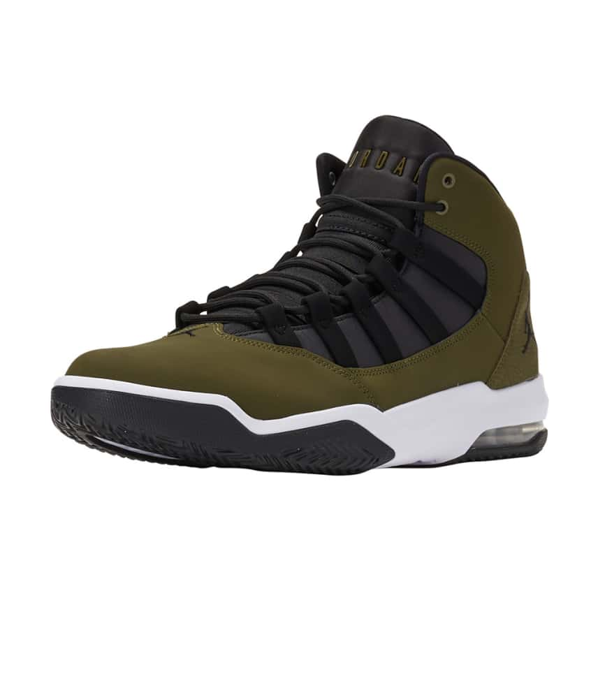2c2040bff640cf Jordan Max Aura Basketball Sneaker (Green) - AQ9084-300