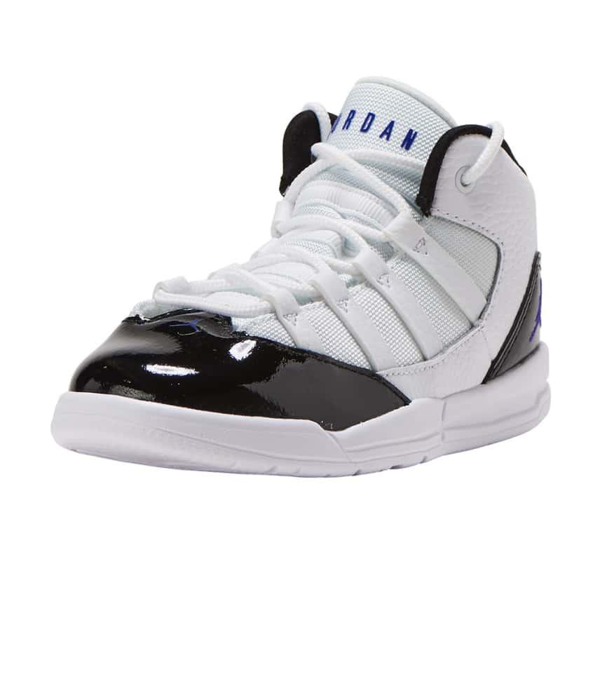0954823766 Jordan Max Aura Basketball Sneaker (White) - AQ9215-121 | Jimmy Jazz