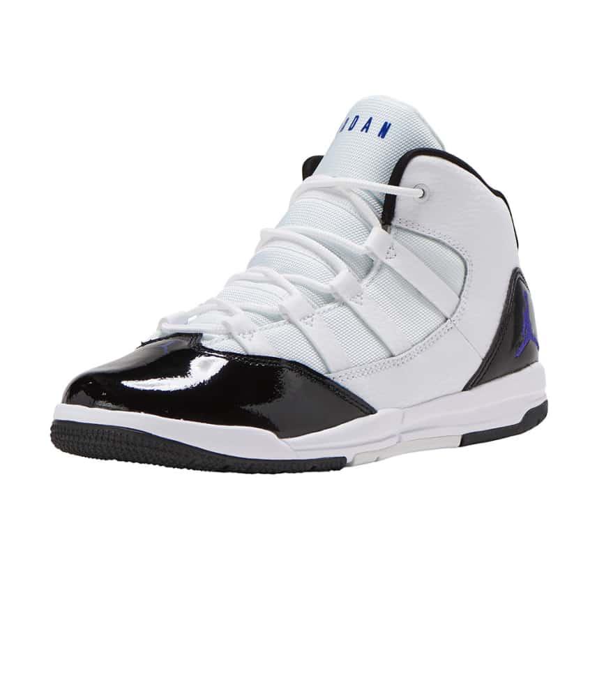 581c544554c Jordan Max Aura Basketball Sneaker (White) - AQ9216-121