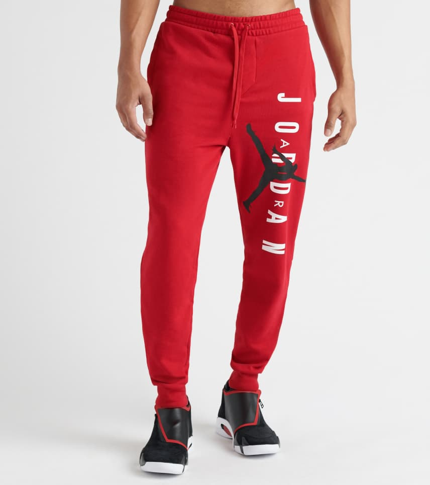 46d256ed08b Jordan Jumpman Air Lightweight Pant (Red) - AR0031-687 | Jimmy Jazz