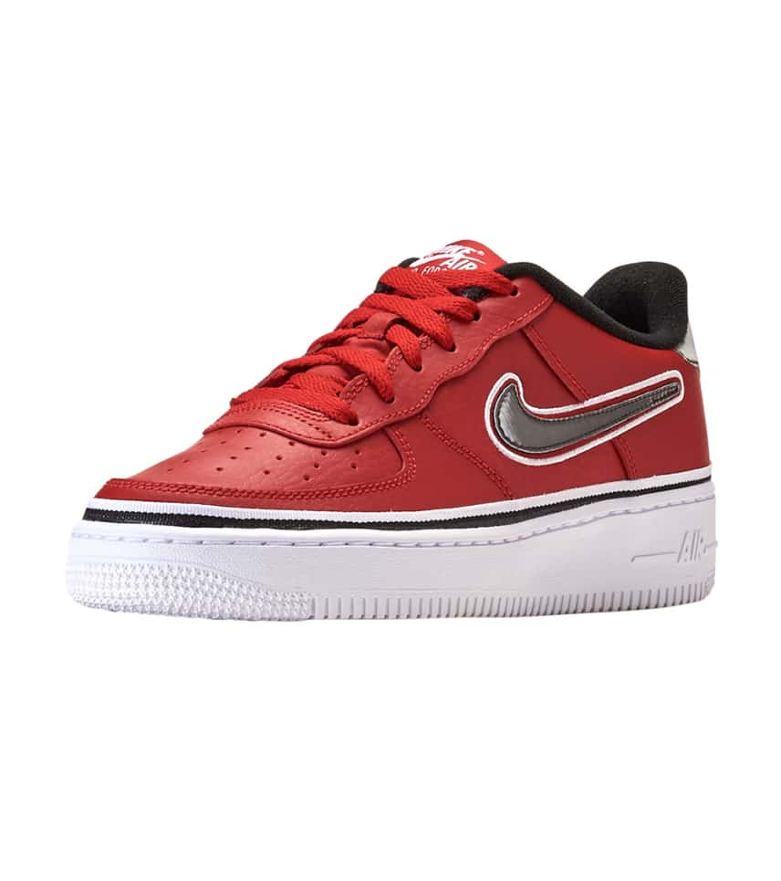 Nike Air Force 1 Lv8 Sport Red Ar0734 600 Jimmy Jazz