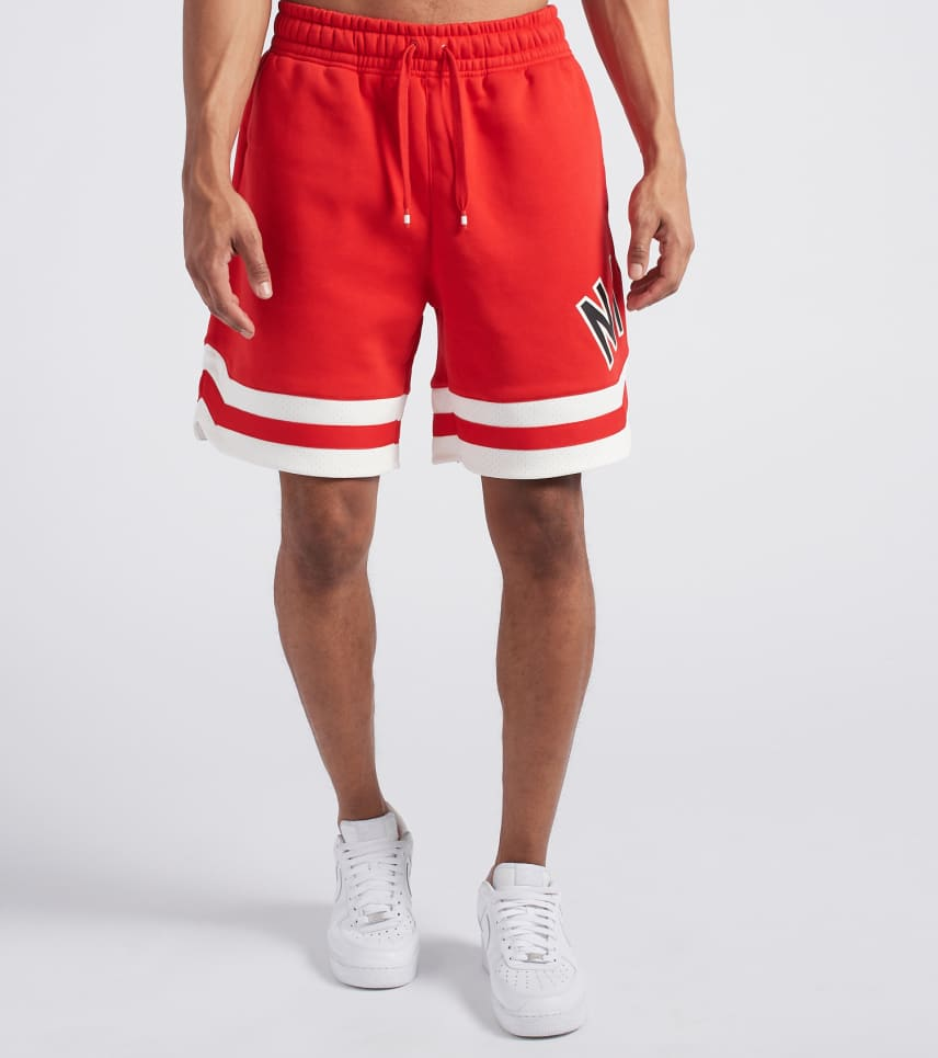 Nike Air Fleece Shorts (Red) - AR1829-657  bda52fc3d