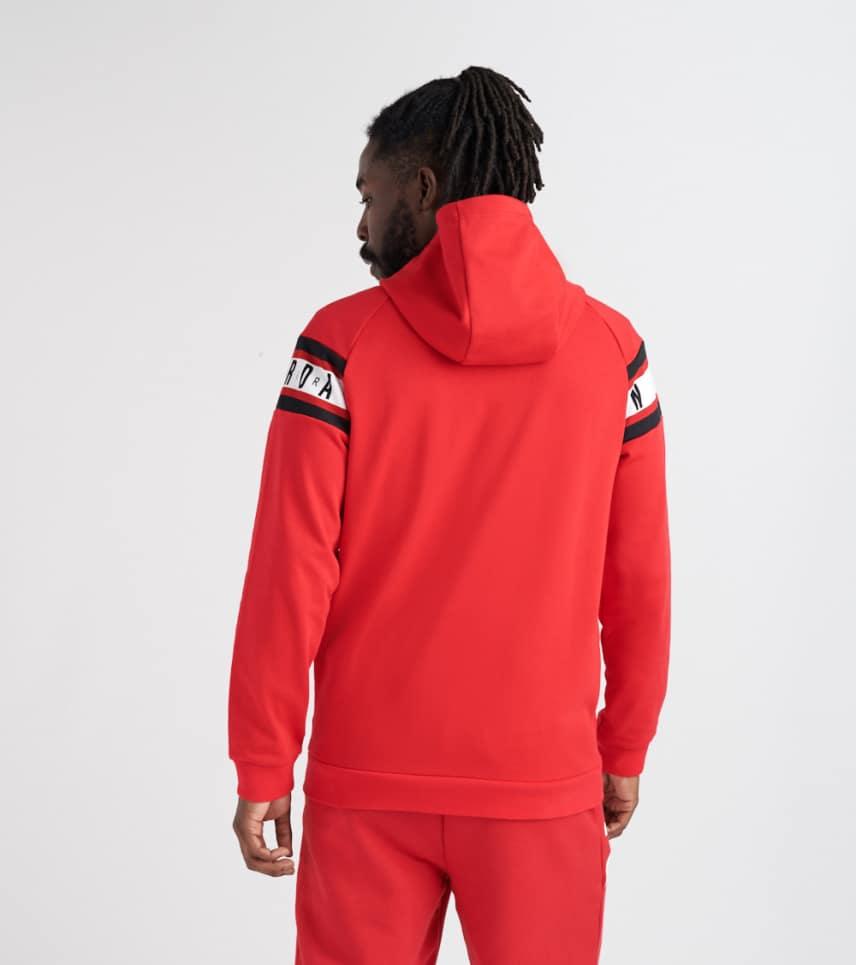 d115d7ae04c Jordan Jumpman Air HBR Hoodie (Red) - AR2248-687 | Jimmy Jazz