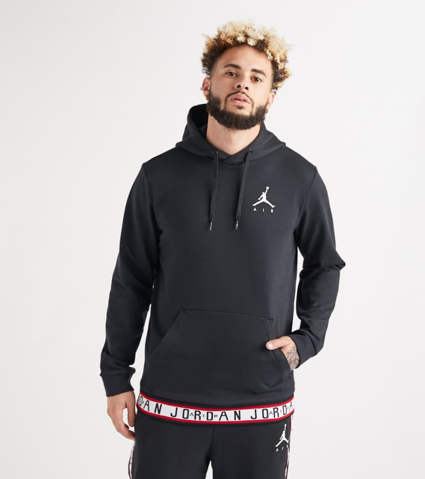 5156d5d63e5 Jordan Jumpman Air HBR Pullover Hood (Black) - AR2252-010 | Jimmy Jazz