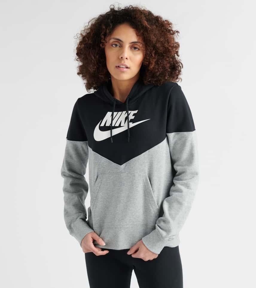 e9fc3ecc8665 Nike Heritage Pullover Hoodie (Grey) - AR2509-063