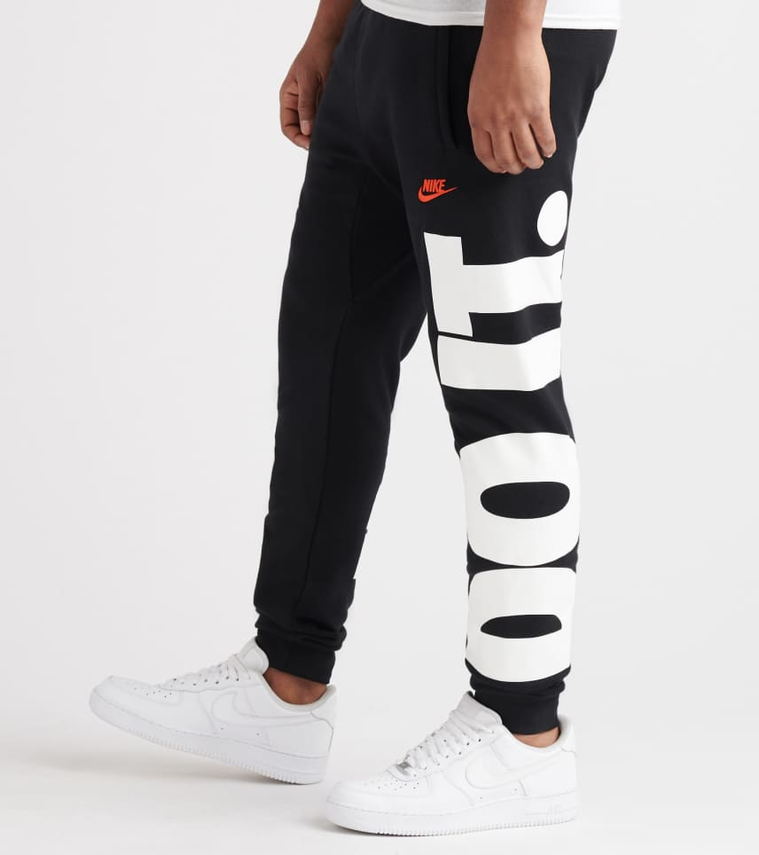 76fe10981 Nike Just Do It Plus Jogger (Black) - AR2795-010   Jimmy Jazz