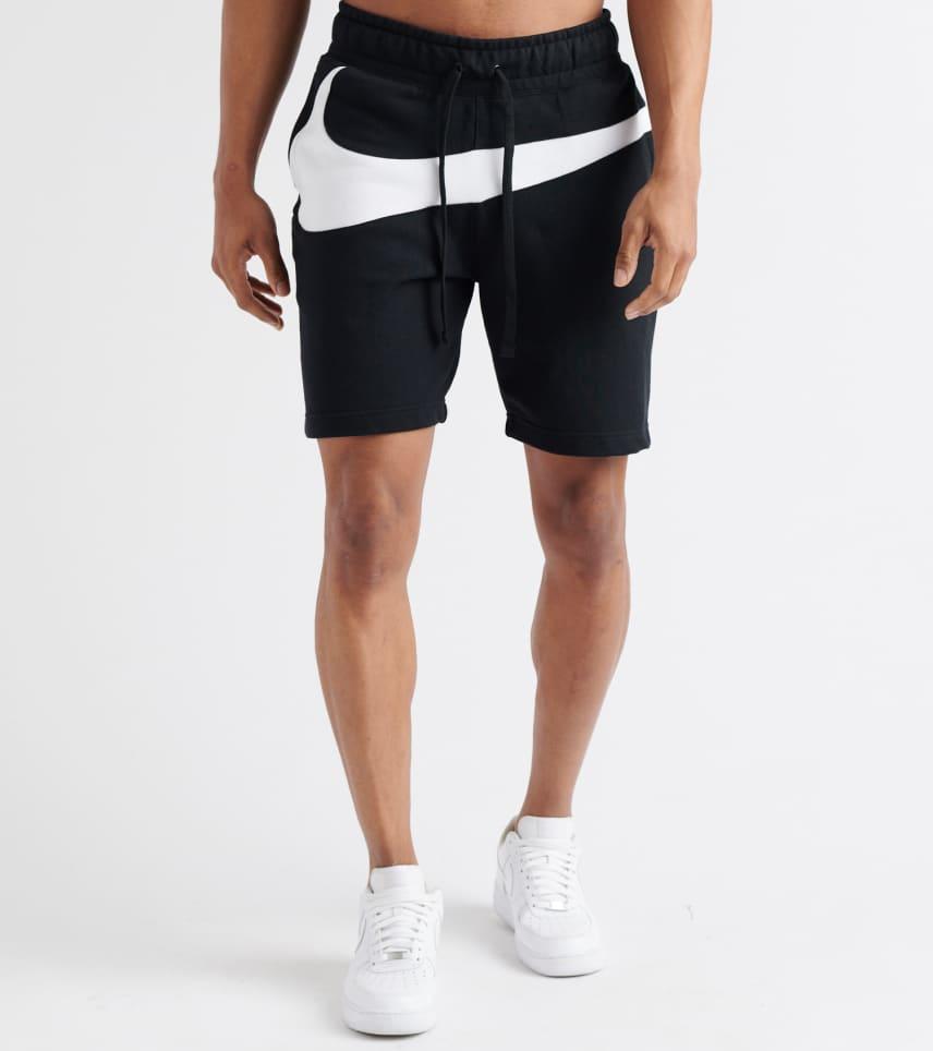 12e4002c0a251d Nike Swoosh Fleece Shorts (Black) - AR3161-010 | Jimmy Jazz
