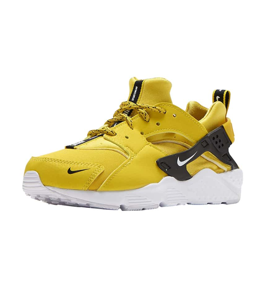 395474958cb Nike Huarache Run SE (Yellow) - AR3188-700