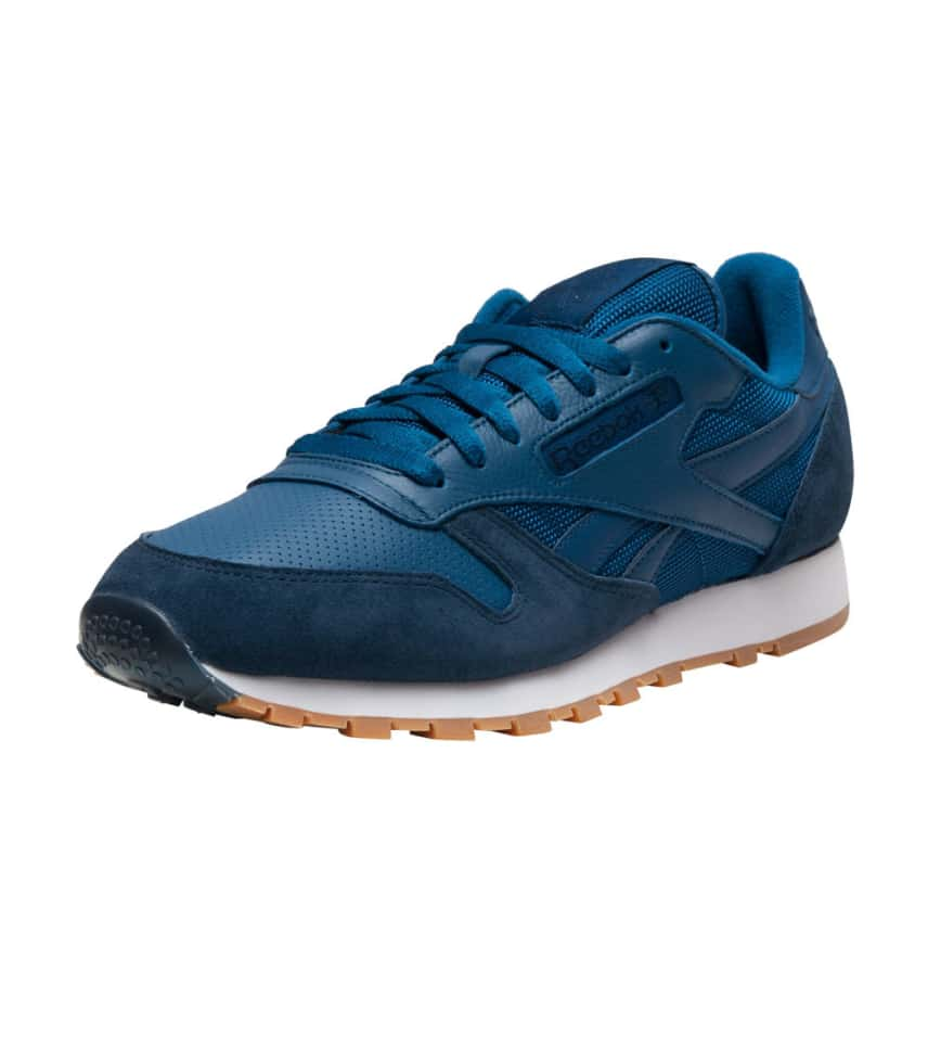 61fc6665fe0 Reebok CLASSIC LEATHER SPP (Navy) - AR3775