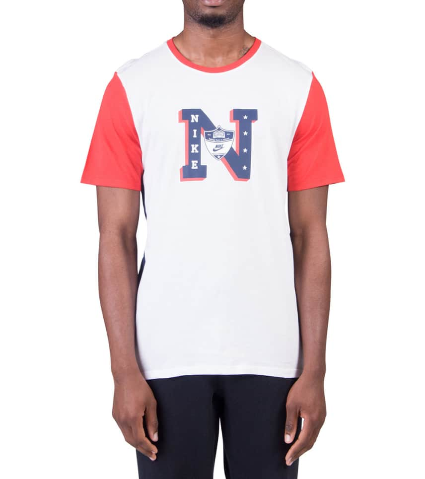 sneakers for cheap 0dbd5 bb405 Nike Americana Crest Short Sleeve Tee
