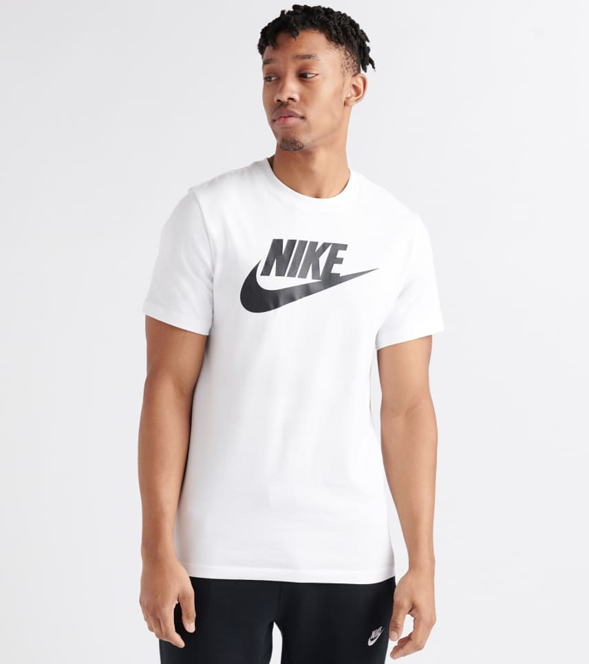 ee9d29fb Nike Icon Futura Tee (White) - AR5004-101 | Jimmy Jazz