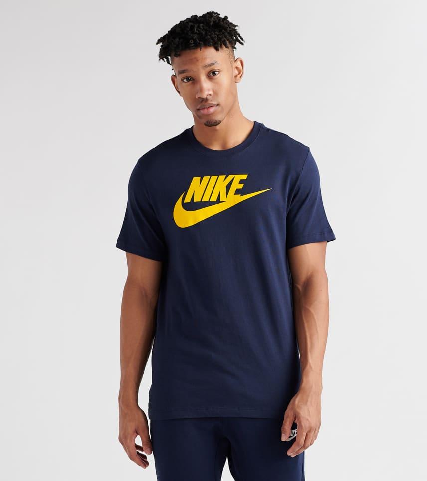 696ed96ab Nike Icon Futura Tee (Navy) - AR5004-451   Jimmy Jazz