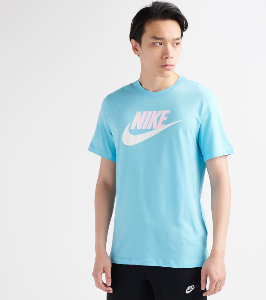 36d679f38 Nike Icon Futura Tee (Blue) - AR5004-496   Jimmy Jazz