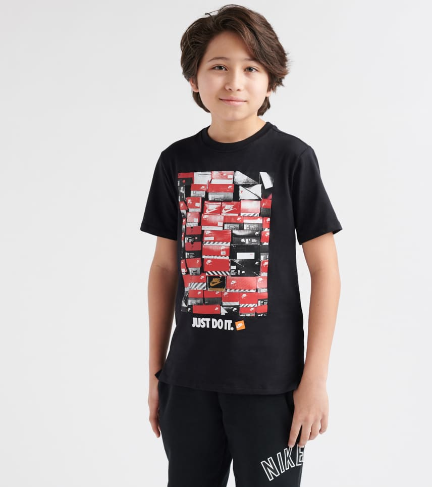 55d1bf04 ... Nike - Short Sleeve T-Shirts - Shoebox T-Shirt ...